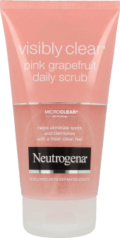 NEUTROGENA® Visibly Clear Pink® Grapefruit Daily Scrub – peeling do twarzy