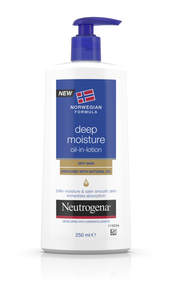 NTGUK 3574661261584 Deep Moisture Oil in Lotion.0000