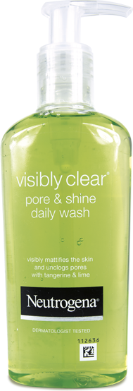 VisiblyClear PG FacialWash 189x554
